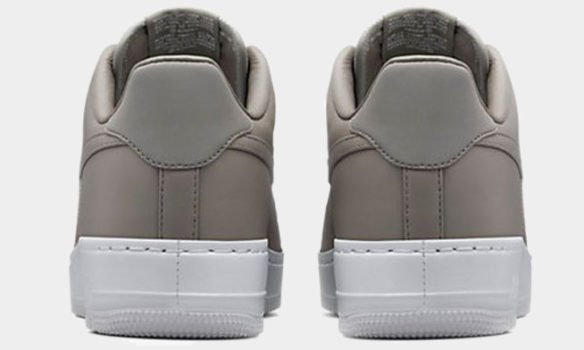 Фото Nike Lab Air Force 1 Low серые - 2